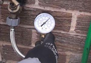 well water pressure